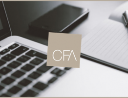 Banner CFA x1